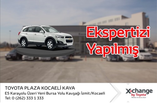 Exchange By Toyota TV Reklamı